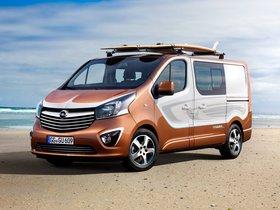 Ver foto 6 de Opel Vivaro Surf Concept 2015