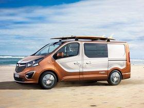 Ver foto 5 de Opel Vivaro Surf Concept 2015