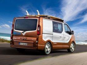 Ver foto 3 de Opel Vivaro Surf Concept 2015