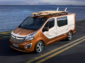Fotos de Opel Vivaro Surf Concept 2015