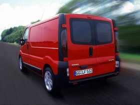 Ver foto 5 de Opel Vivaro Van 2001