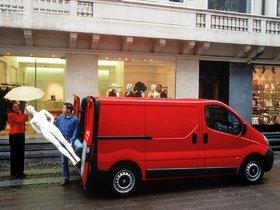 Ver foto 4 de Opel Vivaro Van 2001