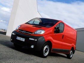 Fotos de Opel Vivaro Van 2001