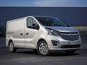 Fotos de Opel Vivaro Furgón EcoFLEX 2014