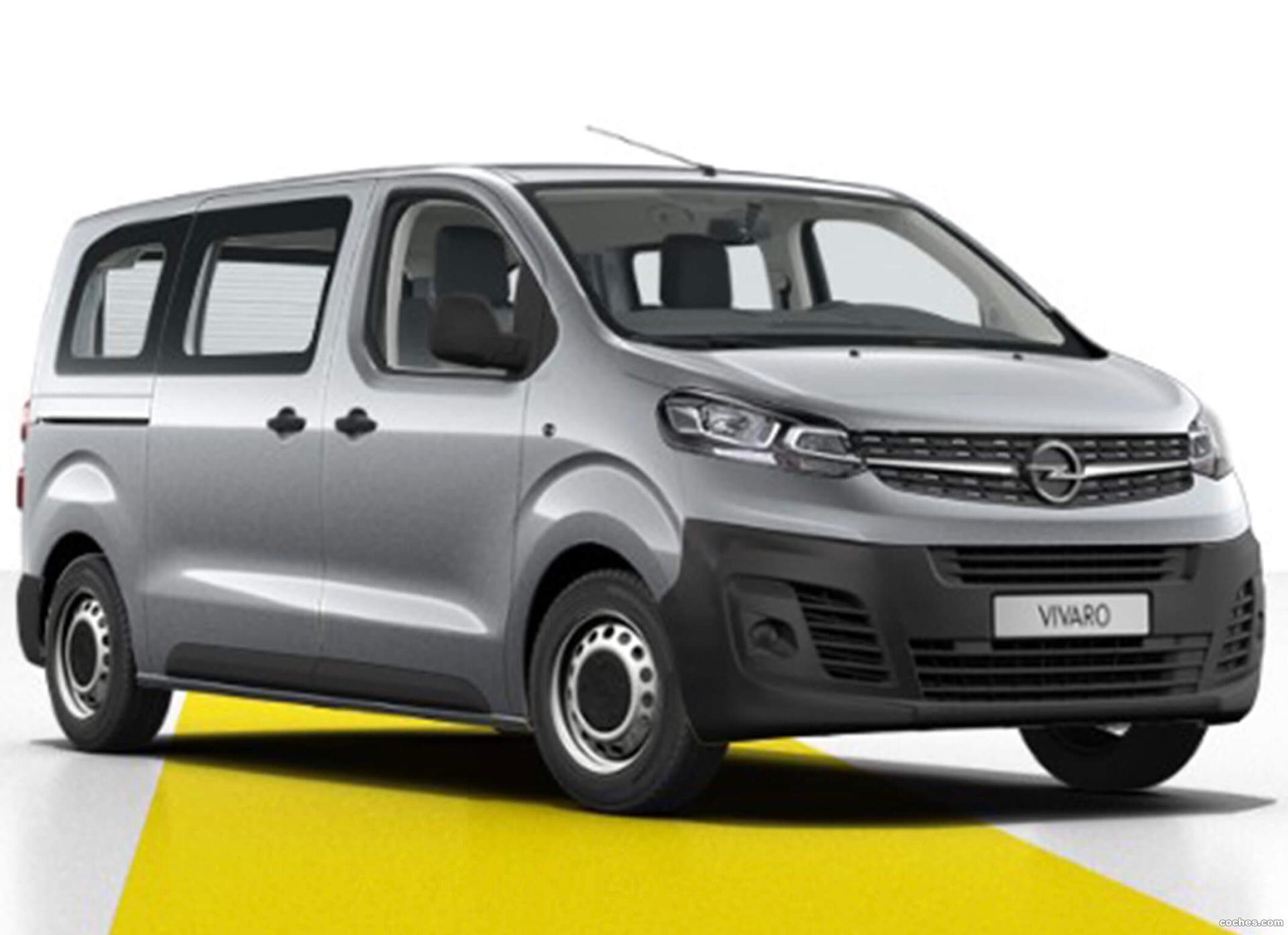 Foto 0 de Opel Vivaro Combi 2019