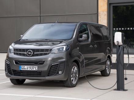 Opel Vivaro E- Furgón S Carga Standard Express 136 Bev 75kwh 230