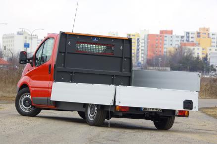 Opel Vivaro Plataforma Cabina 1.6cdti 29 L2 115