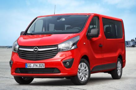 Opel Vivaro Combi 9 1.6cdti 27 L1 90