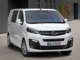 Opel Vivaro -e Combi S Carga Standard 100kw 50kwh