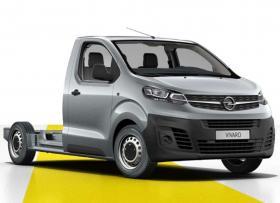 Opel Vivaro Plataforma 2.0cdti M Carga Incrementada Express 120