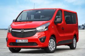 Fotos de Opel Vivaro Combi 2014