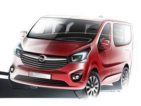 Ver foto 6 de Opel Vivaro Furgón 2014
