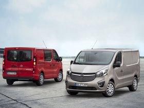 Ver foto 5 de Opel Vivaro Furgón 2014