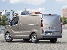 Ver foto 4 de Opel Vivaro Furgón 2014