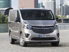 Ver foto 3 de Opel Vivaro Furgón 2014