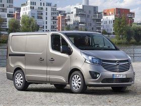 Ver foto 2 de Opel Vivaro Furgón 2014