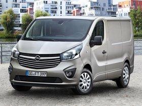 Fotos de Opel Vivaro Furgón 2014