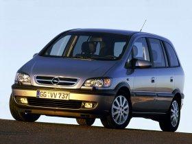 Ver foto 3 de Opel Zafira 2003