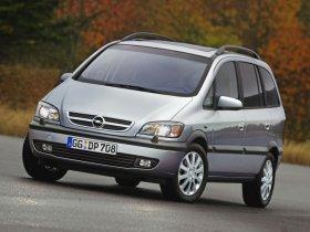 Ver foto 1 de Opel Zafira 2003