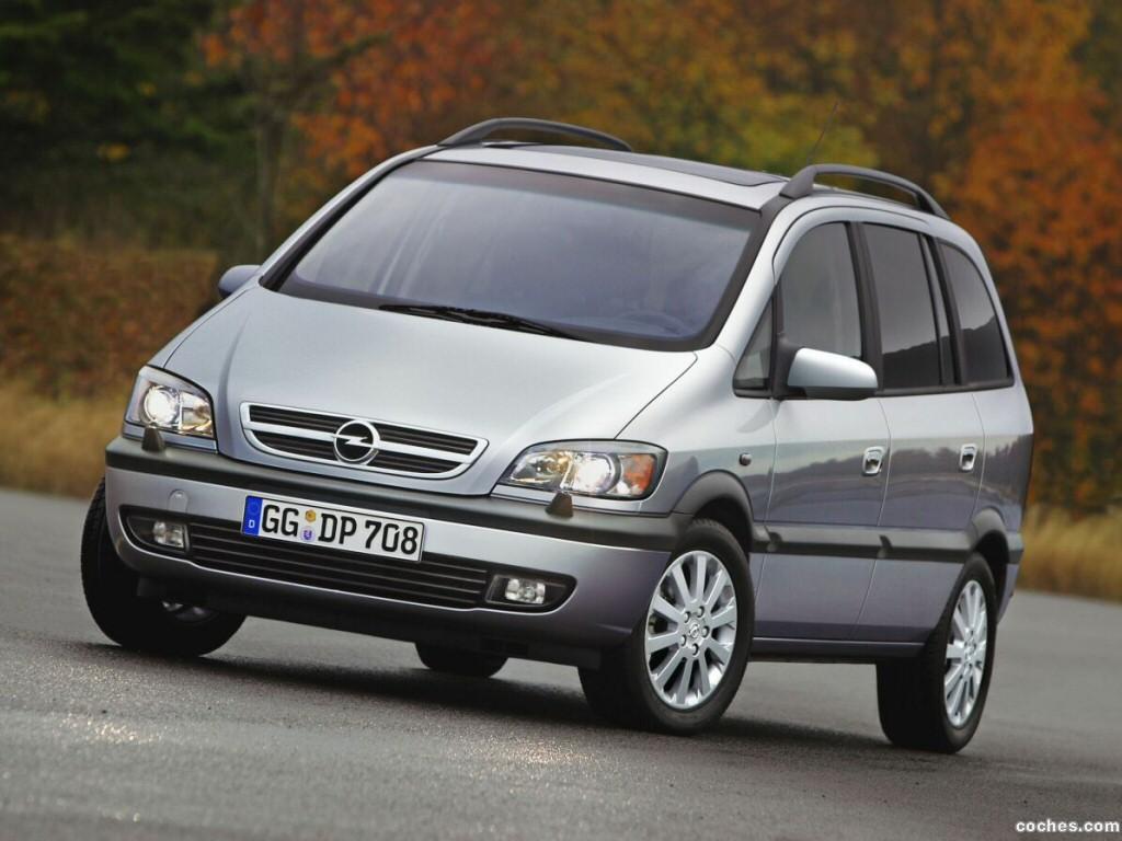 Foto 0 de Opel Zafira 2003