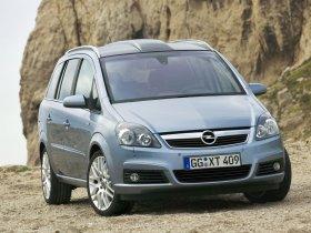 Ver foto 24 de Opel Zafira 2005