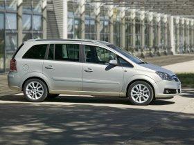 Ver foto 15 de Opel Zafira 2005