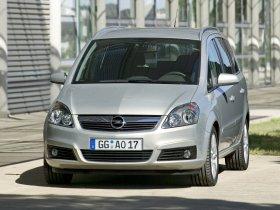 Ver foto 14 de Opel Zafira 2005