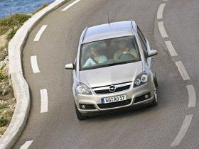 Ver foto 13 de Opel Zafira 2005