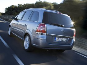 Ver foto 34 de Opel Zafira 2005