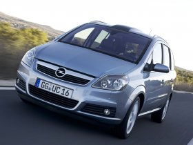 Ver foto 33 de Opel Zafira 2005