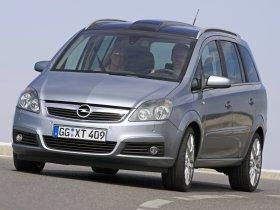 Ver foto 31 de Opel Zafira 2005