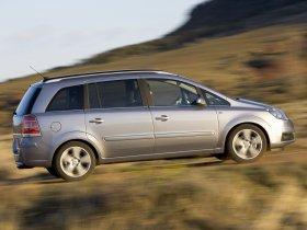 Ver foto 29 de Opel Zafira 2005