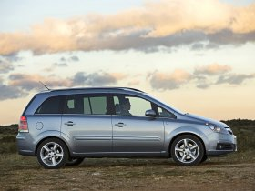 Ver foto 27 de Opel Zafira 2005