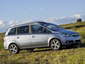 Ver foto 25 de Opel Zafira 2005