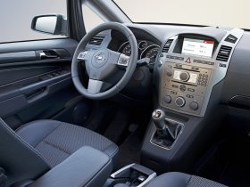 Ver foto 42 de Opel Zafira 2005