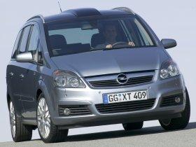Ver foto 23 de Opel Zafira 2005