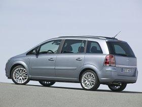 Ver foto 22 de Opel Zafira 2005