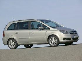 Ver foto 20 de Opel Zafira 2005