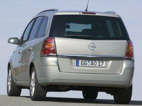 Ver foto 18 de Opel Zafira 2005