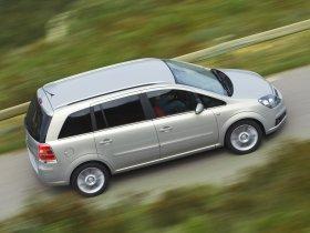 Ver foto 11 de Opel Zafira 2005