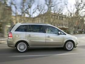 Ver foto 10 de Opel Zafira 2005