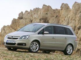 Ver foto 8 de Opel Zafira 2005