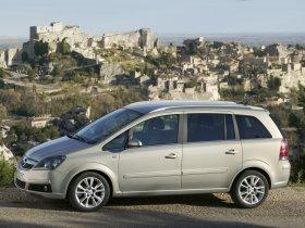 Ver foto 6 de Opel Zafira 2005