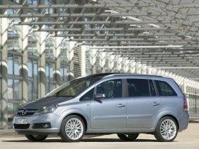 Ver foto 40 de Opel Zafira 2005