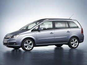 Ver foto 4 de Opel Zafira 2005