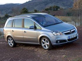Ver foto 1 de Opel Zafira 2005