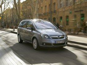 Ver foto 38 de Opel Zafira 2005