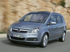 Ver foto 36 de Opel Zafira 2005