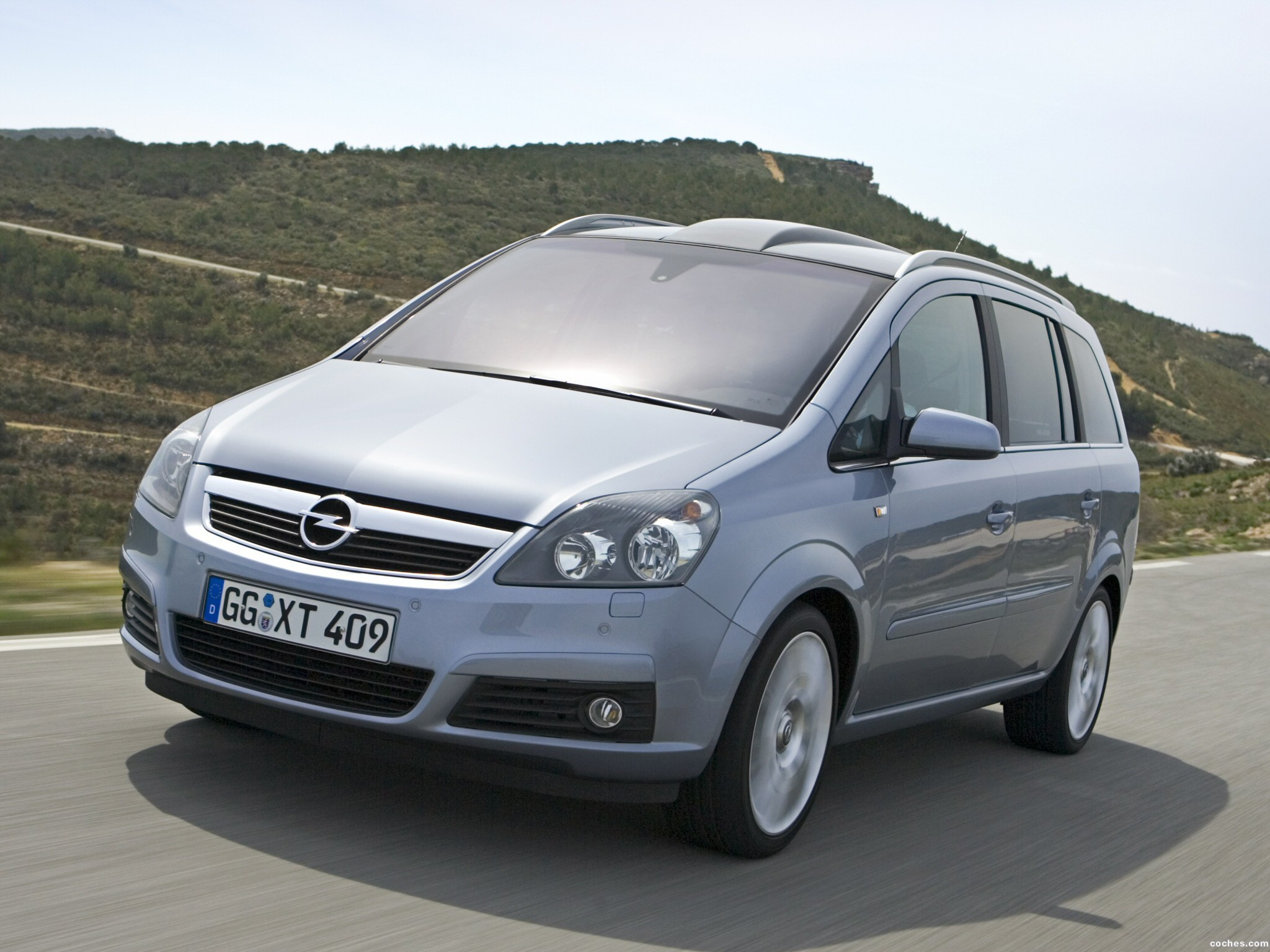 Foto 29 de Opel Zafira 2005