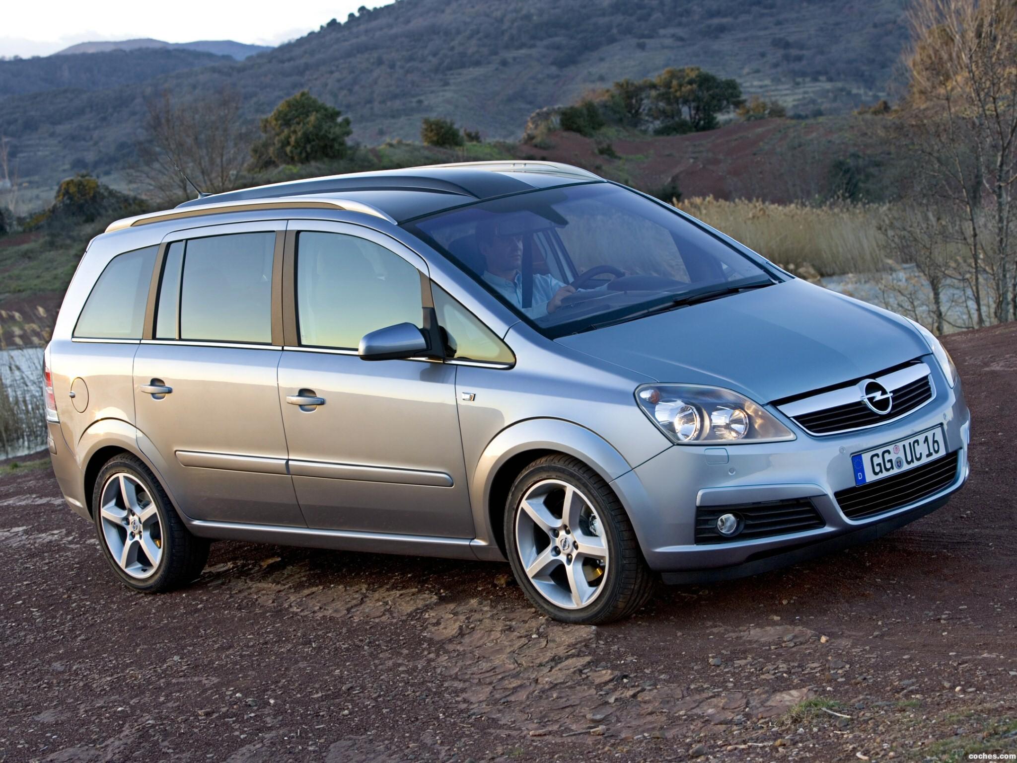 Foto 0 de Opel Zafira 2005